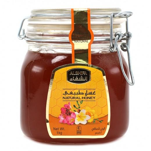 الشفاء – عسل طبيعي 1 كجم