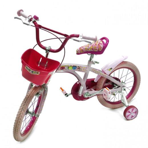 دراجة ليتل ميس - لون وردى - يتم التوصيل بواسطة كليك تويز خلال 2 أيام عمل