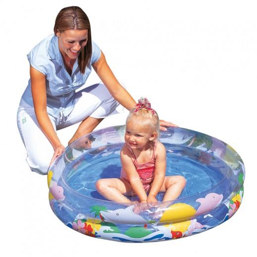 """بست واي – حمام السباحة للأطفال 102 × 20 سم  """""""