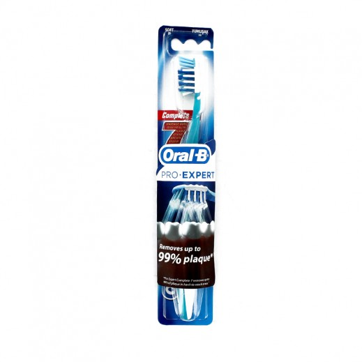 أورال- بي – فرشاة أسنان كومبلييت 7– ناعمة 35