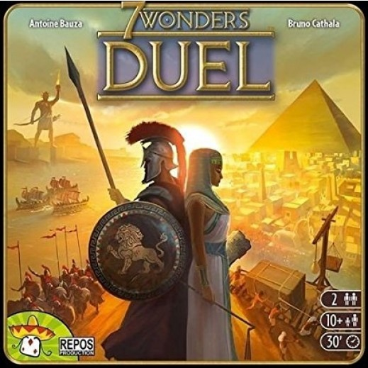 لعبة 7 Wonders Duel