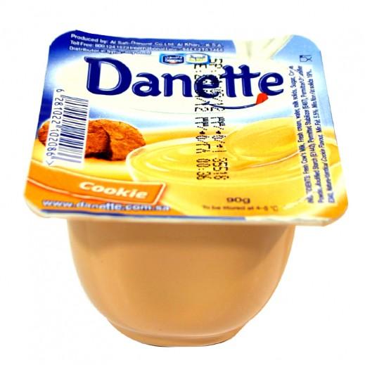 دانيت – حلوى بودنج بطعم الكوكيز 90 جم