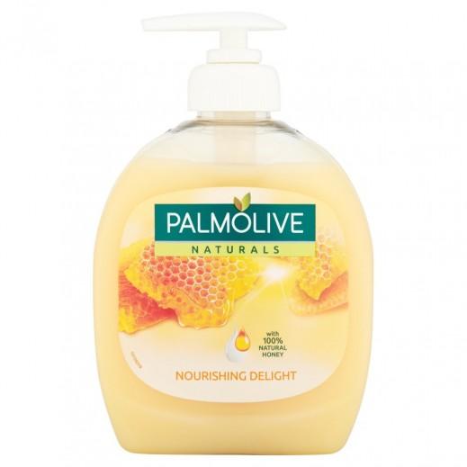 بالموليڤ – غسول اليدين بخلاصة الحليب والعسل 300 مل