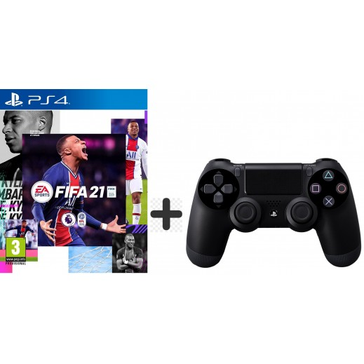 لعبة FIFA 21 Standard Edition لجهاز بلاي ستيشن 4 – نظام PAL عربي