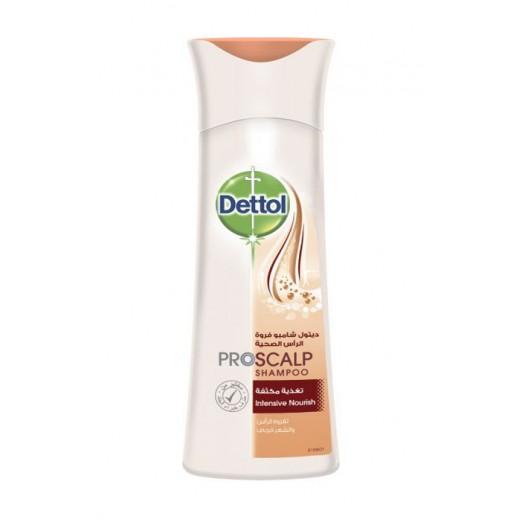 ديتول  - شامبو تغذية مكثفة – 400 مل