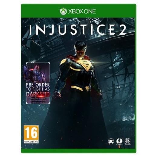 لعبة Injustice 2 لإكس بوكس وان – نظام PAL
