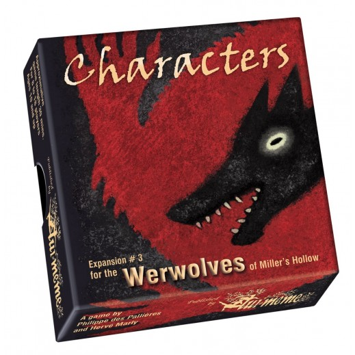 لعبة Werewolves of Miller's Hollow - Character Expansion