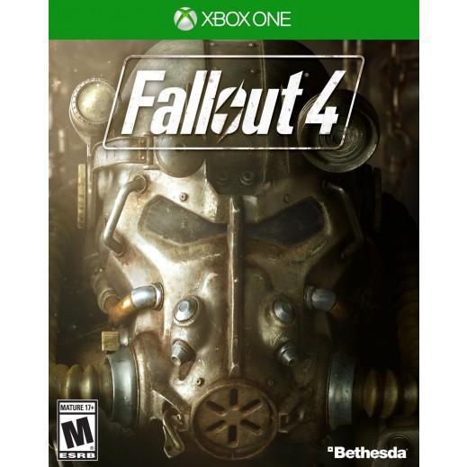 """لعبة """" Fallout 4"""" لأجهزة XBox One – PAL"""
