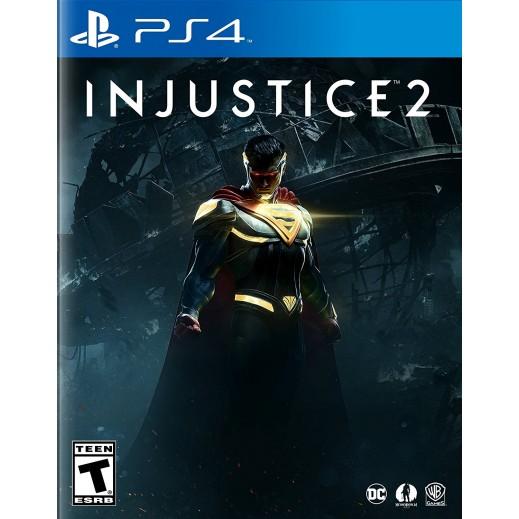 لعبة Injustice 2 لبلاي ستيشن 4 – نظام NTSC