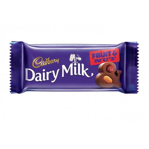 كادبوري - شوكولاتة الحليب بالفواكة والمكسرات 40 جم