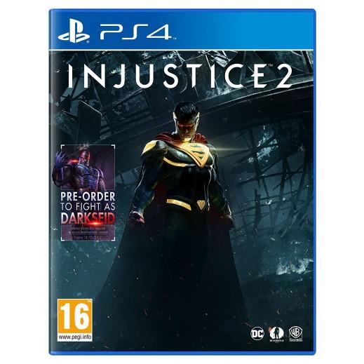 لعبة Injustice 2 لبلاي ستيشن 4 – نظام PAL