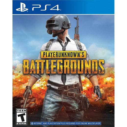 لعبة Playerunknown's Battlegrounds لجهاز بلاي ستيشن 4 – نظام NTSC