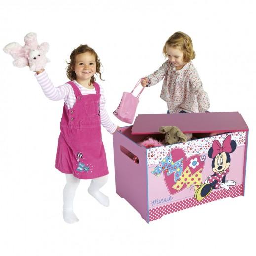 صندوق لتخزين ألعاب الأطفال من ديزنى  - يتم التوصيل بواسطة تابي جروب خلال 2 أيام عمل