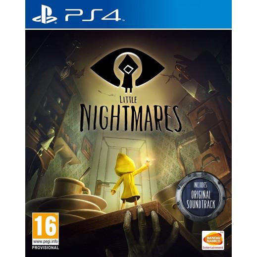 لعبة Little Nightmares لبلاي ستيشن 4 – NTSC