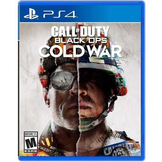 لعبة Call of Duty: Black Ops Cold War لجهاز بلاي ستيشن 4 – نظام NTSC