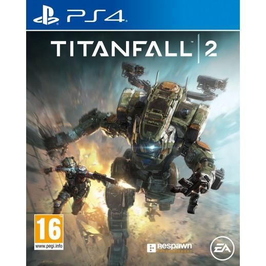 لعبة TITANFALL 2 لجهاز PS4 - نظام PAL