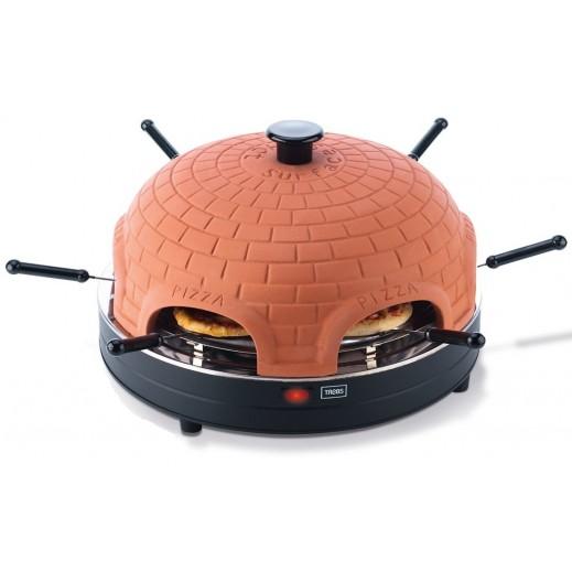"""كراميلي – فرن البيتزا بقبة من الصلصال موديل """" PR6.1"""""""