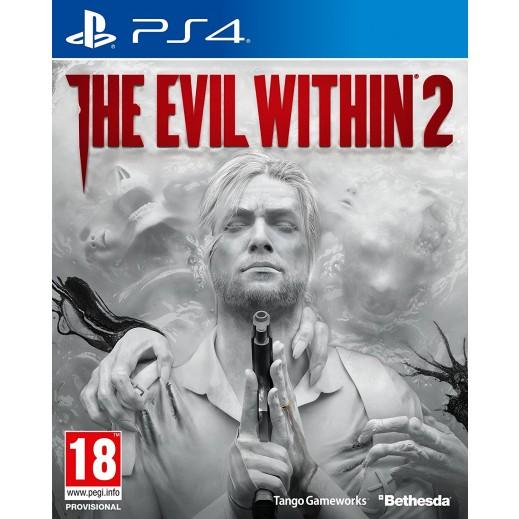 لعبة The Evil Within لبلاي ستيشن 4 - نظام PAL
