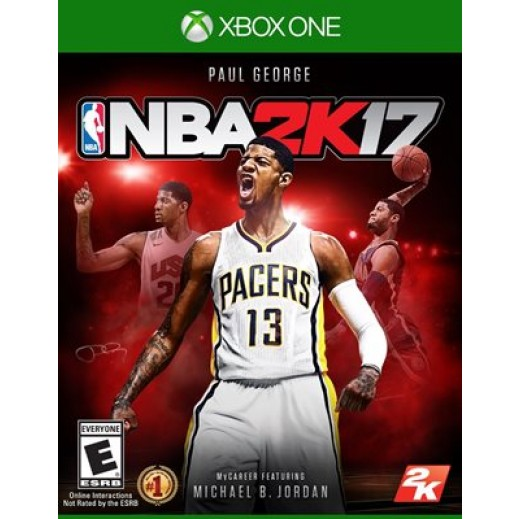 لعبة NBA 2K17 - EARLY TIP OFF EDITION لجهاز اكس بوكس ون نظام PAL
