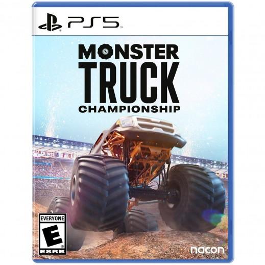لعبة Monster Truck Championship لأجهزة بلايستيشن 5