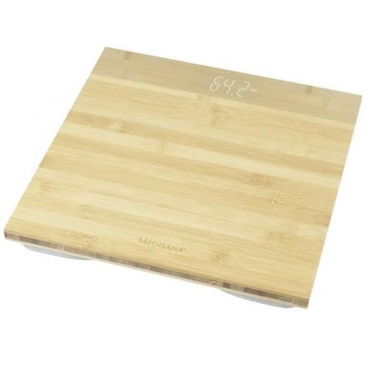 ميديسانا - ميزان الجسم الشخصي من خشب البامبو PS 440 موديل 99740