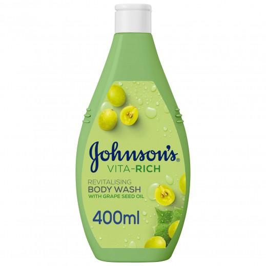 اشتري جونسون - جيل استحمام فيتا ريتش لحيوية الجسم بخلاصة ...