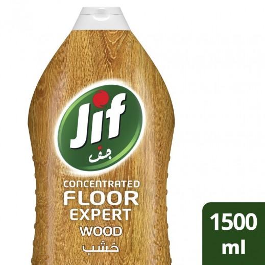 جيف - منظف مركز للأرضيات الخشب 1.5 لتر