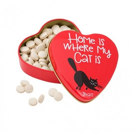 سانال كات – حلوى قلب بالفيتامينات للقطط 6 × 60 جم