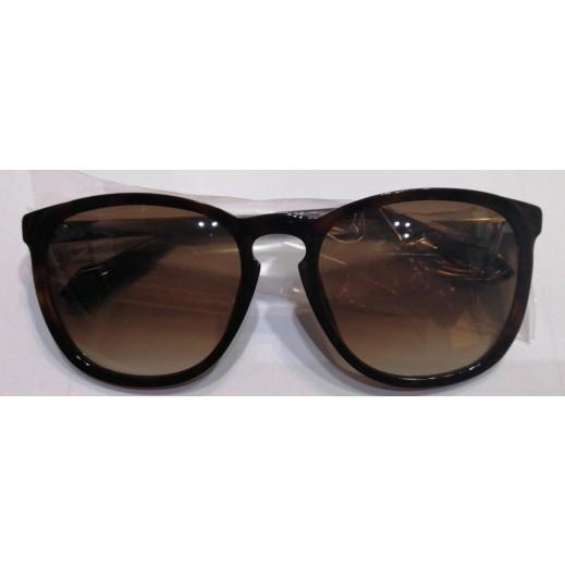 كارولينا هيريرا – نظارة شمسية للسيدات بني 56 مم  - يتم التوصيل بواسطة Waleed Optics
