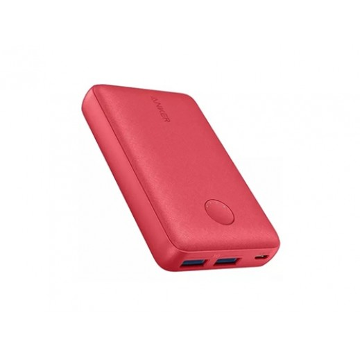 أنكر - بطارية احتياطية باوركور سيليكت 10000 مللى امبير - احمر