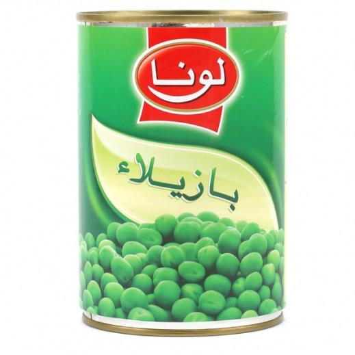 لونا – بازلاء خضراء  400 جم