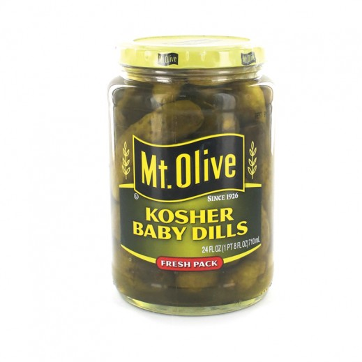 Mt Olive- خيار مخلل صغير -710 مل