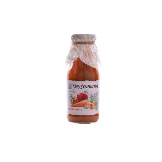 فروتومانيا - عصير فاكهة الصيف خالي من السكر المضاف 200 مل