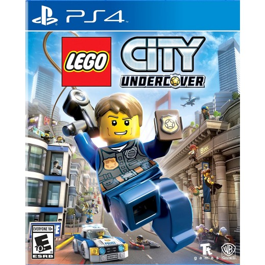LEGO City Undercover for PS4 - NTSC