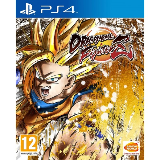 لعبة Dragon Ball FighterZ لبلاي ستيشن 4 – نظام PAL