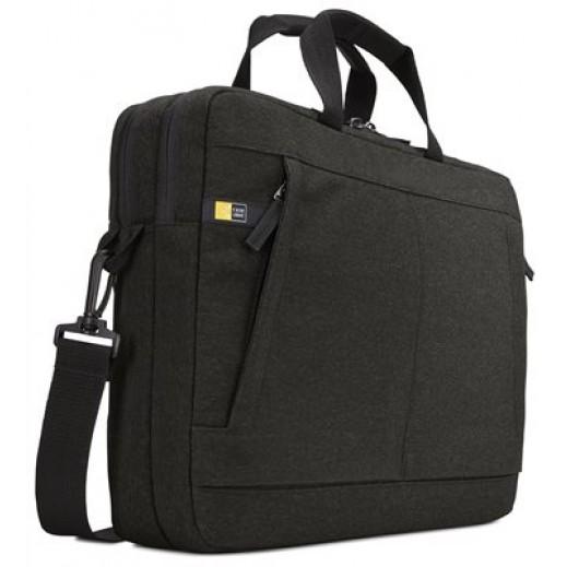 حقيبة CASE LOGIC نوع HUXTON لكومبيوتر محمول 15.6 بوصة - لون اسود
