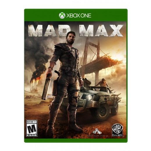 لعبة MAD MAX لاكس بوكس ون - NTSC