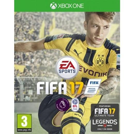 لعبة FIFA 17 لأجهزة إكس بوكس ون – نظام PAL (عربي)