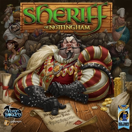 لعبة Sheriff of Nottingham
