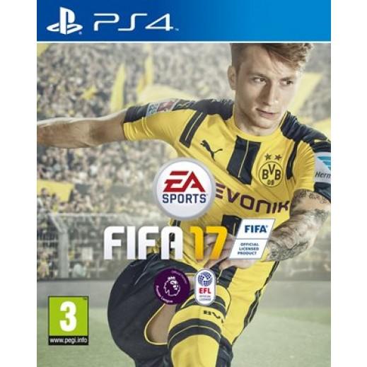 لعبة FIFA 17 لأجهزة PS4 – نظام PAL (عربي)