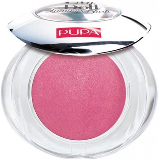 """بوبا – أحمر خدود """"Like A Doll"""" لون 106 Flashy Pink"""