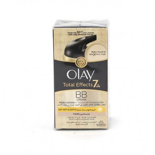 """أولاي -  كريم أساس """" BB توتال افكتس"""" متعدد الوظائف (فاتحة اللون) 50 مل"""