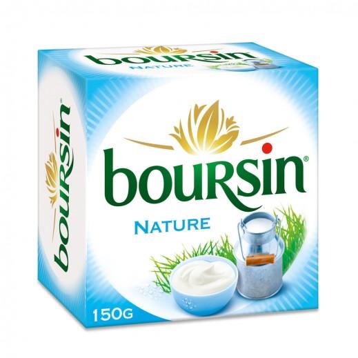بورسان – جبنة طرية طبيعية 150 جم