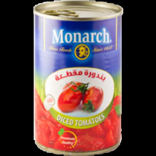 مونارك - طماطم مكعبات 400 جرام
