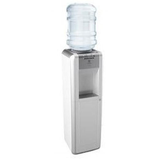 الكترولوكس موزع مياه حرارة الغرفة / بارد مع خزانة  - يتم التوصيل بواسطة Jashanmal & Partners