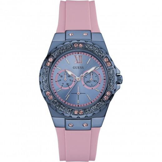 """جيس - """"ليمليت"""" ساعة يد للنساء، حزام سيليكون - يتم التوصيل بواسطة التوصيل بعد 3 أيام عمل بواسطة بيضون"""