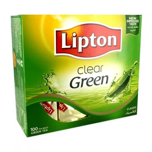 ليبتون - شاي أخضر 100 كيس
