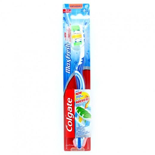 """كولجيت – فرشاة الأسنان """" ماكس فريش """"  - ناعم"""