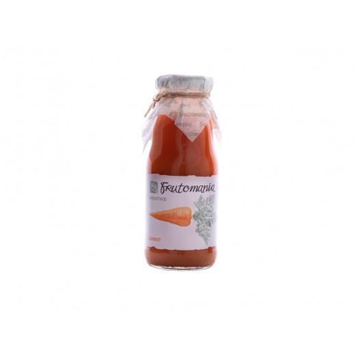 فروتومانيا - عصير جزر خالي من السكر المضاف 200 مل