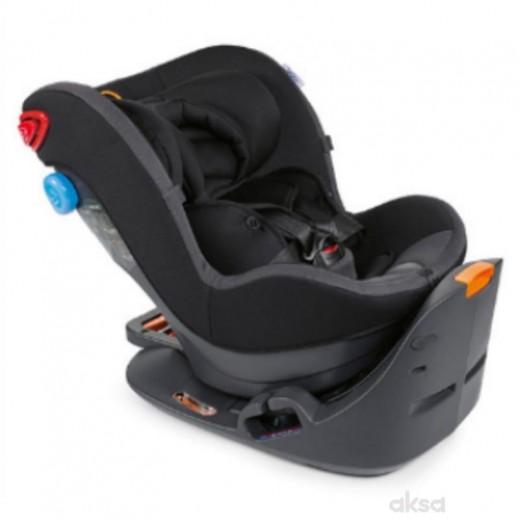شيكو - كرسي أطفال للسيارة - أسود